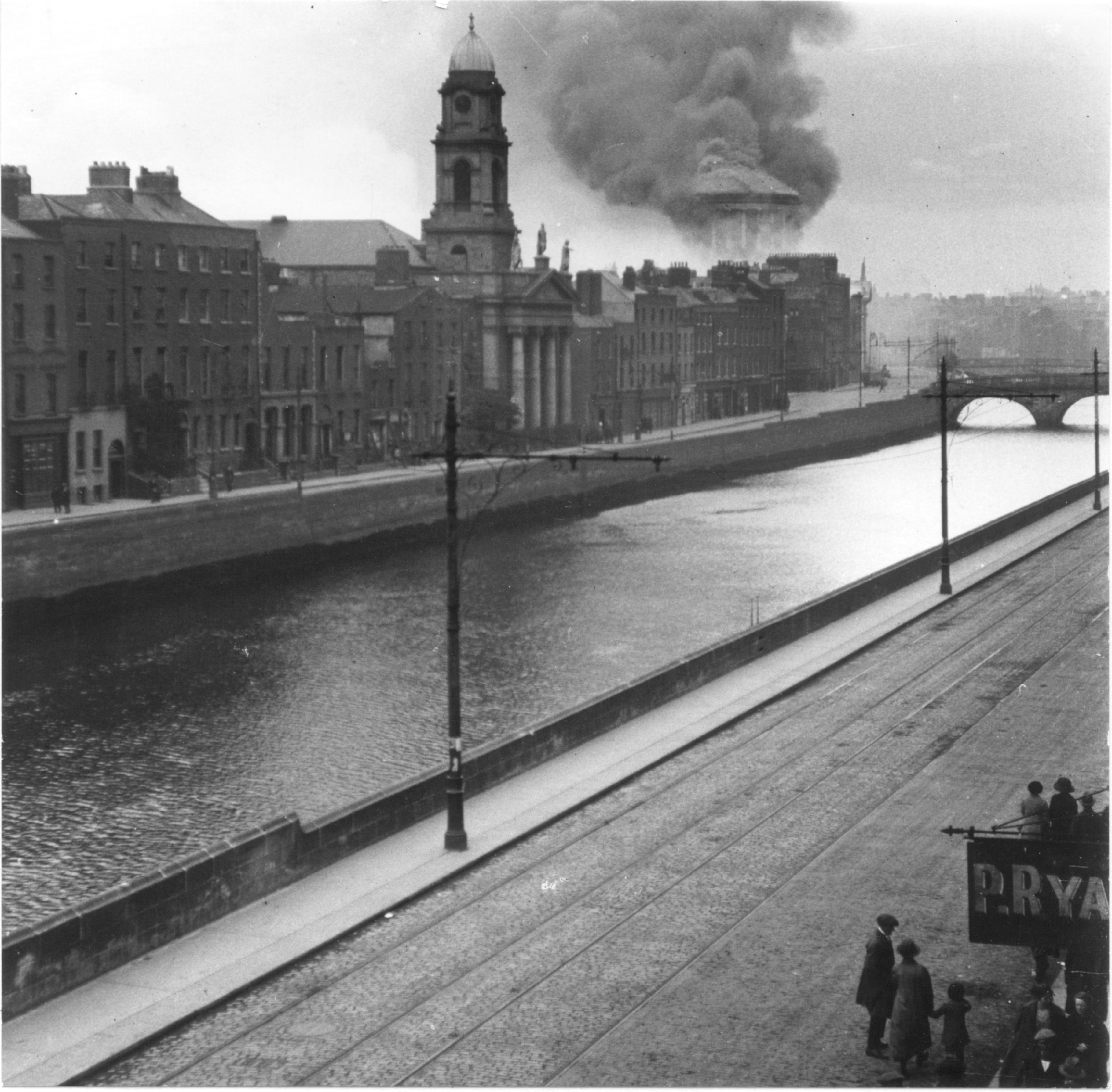 Recovered from the Flames: PRONI and the Creation of Ireland's Virtual Record Treasury